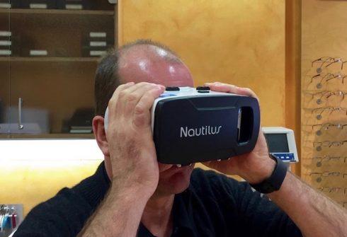 Optiker Nautilus