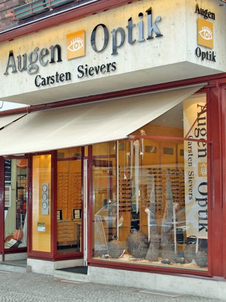 optiker in steglitz