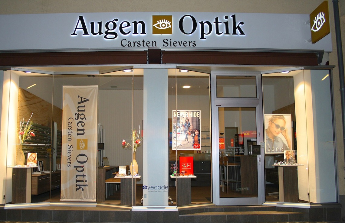 Ihr Optiker Steglitz am neuen Standort