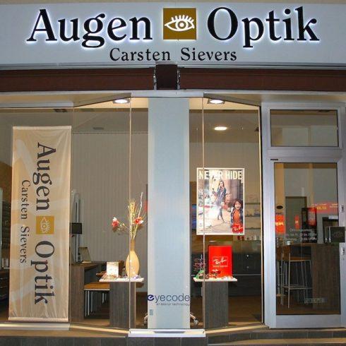 Augenoptiker Sievers - Team und Läden