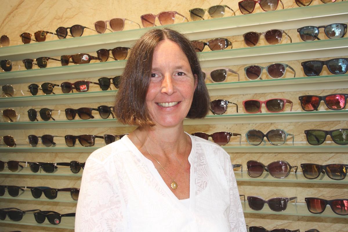 Daniela Kratzke, Spezialistin für Kontaktlinsen, ab Oktober am Steglitzer Damm