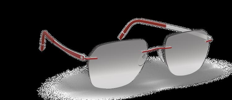 Brille ohne Rahmen